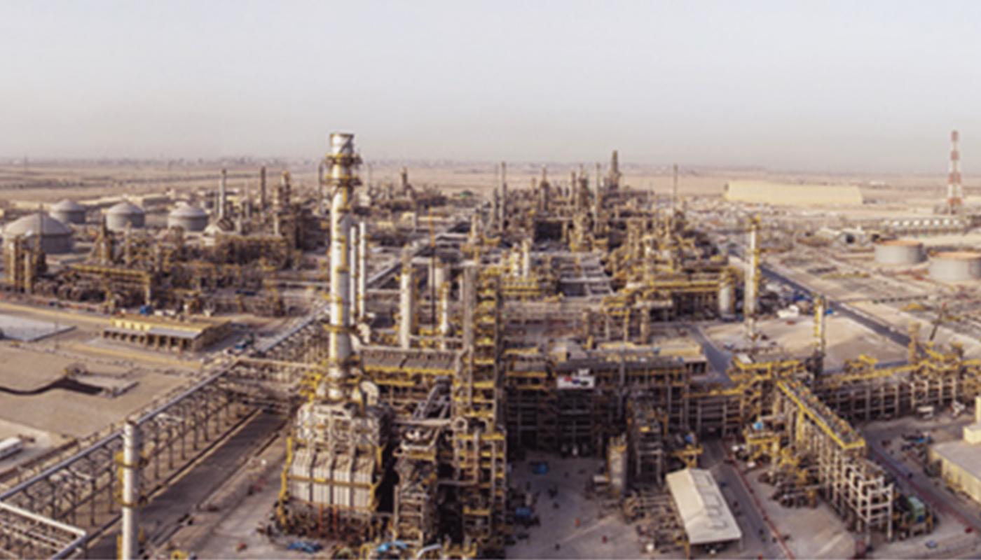 Rekonstrukcija rafinerije na lokaciji Yambu, KSA